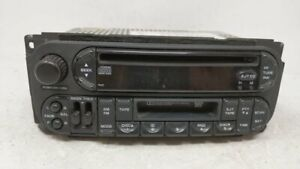 2002 2005 Dodge Ram 1500 Am Fm Cd Player Radio Receiver 62147