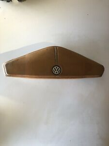 Steering Wheel Horn Pad Button 80 84 Vw Rabbit Pickup Ls Mk1 Peanut Butter