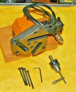 Emco Compact 5 Tool Turret Changer 6 Position Turret Plus Extras