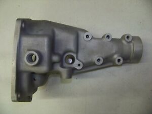 Early Borg Warner T 10 4 Speed Tail Housing Tailhousing 1 19 62