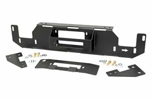 Rough Country Ford Hidden Winch Mounting Plate 15 20 F 150 V8