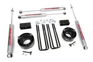 Rough Country Dodge For Ram 1500 2 5 Leveling Lift Kit 1994 2001 4wd
