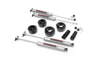 Rough Country 1 5 Suspension Lift Kit For Jeep Grand Cherokee Zj 1993 1998