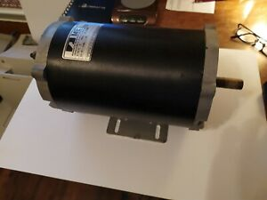 72v Variable Speed Dc Motor Mankato Manufacturing 5a 7218358c Made In Usa