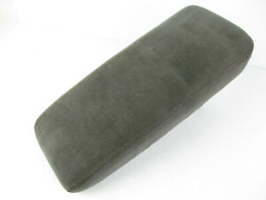 Ford Explorer Ranger Center Console Arm Rest Lid Pad Cover Gray Fabric 91 01