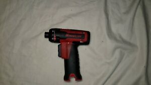 Snap On 14 4v Cts761a Screw Gun Tool Only