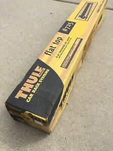 New In Box Thule 724 725 Ski Snow Board Fishing Pole Roof Rack