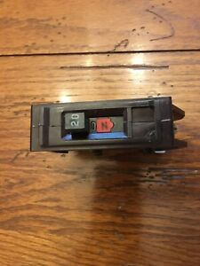 Wadsworth 20 Amp Single Pole Circuit Breaker continuity Tested