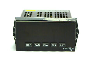 Red Lion Controls Paxt0000 Temperature Meter Used