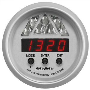 Autometer 4387 Ultra Lite Gauge Shift Lite