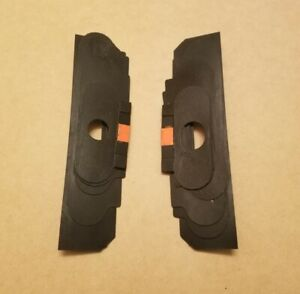 99 04 Jeep Grand Cherokee Center Console Shifter Slider Blinder Gate Covers X2