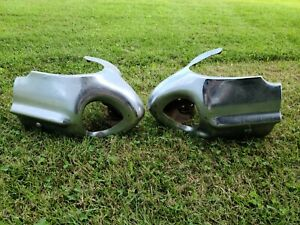 1958 Buick Roadmaster 40 60 Series Bumper Ends