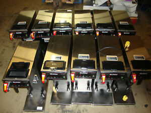 Lot Of 17 Bunn Cwtf15 aps Ts Cdbcf15 aps Commercial Coffee Makers