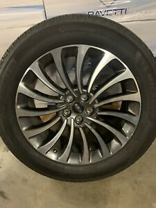 20 Inch Lincoln Aviator Wheels Tires