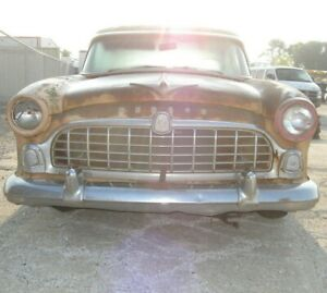 1955 Hudson Hornet And Wasp Grille Assembly