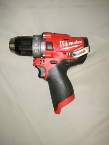 Milwaukee M12fuel 1 2 Hammer Drill driver 2504 20 New Tool open Box no Box