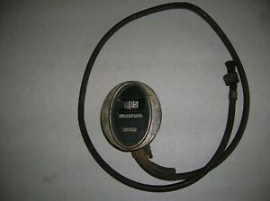 Antique Vintage Speedometer Cable Housing