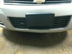 Grille Without Fog Lamps Lower Fits 06 11 Impala 10174907