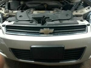 Grille Without Fog Lamps Upper Fits 06 11 Impala 10174906