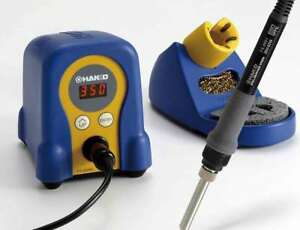 Hakko Fx888d 29by p Esd safe Digital Soldering Station W Fx8801 Soldering Iron