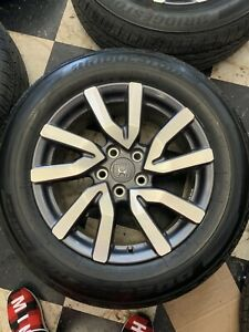 Honda Pilot Factory Wheels And Tires New Take Off