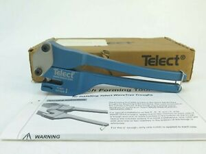 Amphenol Telect 027 2000 1100 Wavetrax Fiber Duct Notching Tool