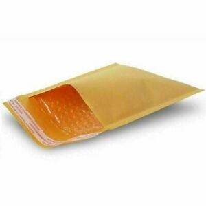 500 000 4x8 Kraft Bubble Padded Envelopes 4 5 X 8 Mailers Bags