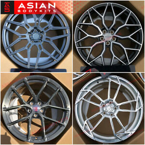 Forged Wheels 19 20 21 22 Inch Bentley Ferrari Porsche Lamborghini Aston Martin