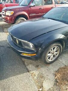 Automatic Transmission 5 Speed 6 245 4 0l Sohc Fits 05 06 Mustang 726641
