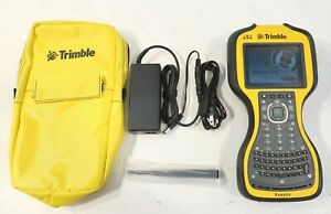 Trimble Ranger 3 Data Collector W 2 4ghz Internal Radio Survey Pro 6 1