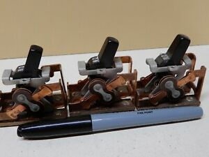 Three High Quality Spst Toggle Switches For Internal Box Mounting