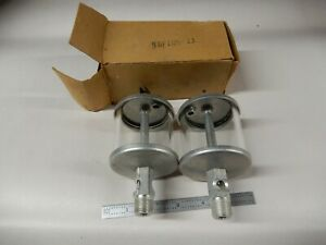 Lube Devices Inc Drip Oiler Lubricator Qty 2 One Missing Lever Rdf105 13