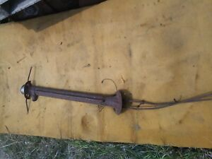 Model T Ford Steering Column Tube Original