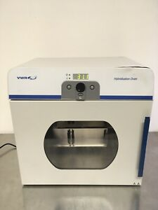 Vwr Boekel Hybridization Oven Microplate Rotator 230402tw12 Pre owned Tested
