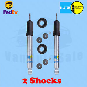 Bilstein Shocks B8 5100 R H A Front 0 2 Lift For Toyota Tacoma 4wd 95 04 Kit 2