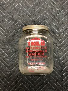 1930 s Canadian Windshield Bottle
