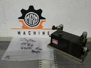 Zaytran Inc A4966 400psi Ram 75 360 Pneumatic Actuator Used With Warranty