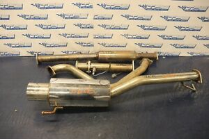 2000 00 Honda Prelude Sh H22 Rs Type Exhaust System rip Hangers 9390