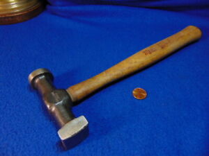 Fairmount 160 G Auto Body Round Square Face Hammer Usa Martin Handle Nice
