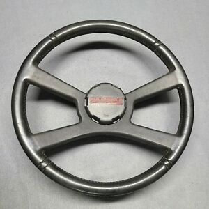 1988 94 Oe Chevy Gmc Silverado C10 K10 K5 Tahoe Black 4 Spoke Steering Wheel