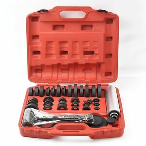 37pcs Bearing And Seal Installation Kit 6 110mm Composite Professional Tool 1081