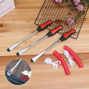 3pcs Tire Spoon Lever Iron Tool Motorcycle Bike Change Kit Remover Repair Tool