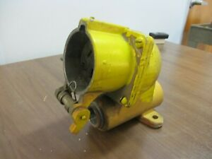 Pyle National Receptacle W base 322 r 60a 600v 3p 4w no Cover Used