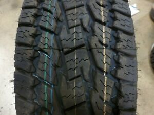 245 70 16 Toyo Open Country At Ii 106s 70r R16 352100 Single Tire 30108