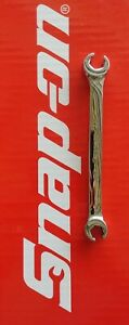 Snap On Tools 10mm X 12mm 6 Pt Double End Flare Nut Wrench Rxfms 1012b Mint
