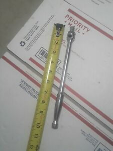 snap on Tools 3 8 Drive 10 Flex Head Breaker Bar F10la Usa Socket Wrench