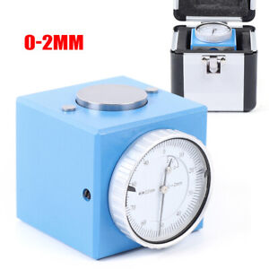 1pc Magnetic Z Axis Tool Dial Setter 2mm 0 01mm Gage Offset Pre Setter Tool Cnc