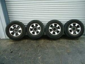 Ford F 250 F250 Wheels With Toyo Open Country 275 70 18 Tires