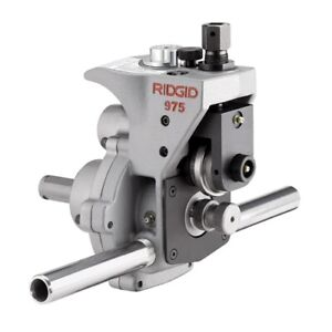 Ridgid 975 Combo Roll Groover W Mount Kit For 300 Power Drive 25638