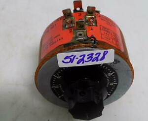 Staco Energy Variable Transformer 201